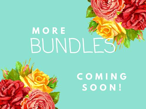 More Bundles Coming Soon!