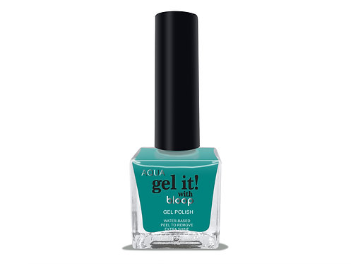 Bluebell Aqua Gel Polish - W600