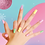 Thumbnail: bloop Aqua Gel Pastel Perfect Set