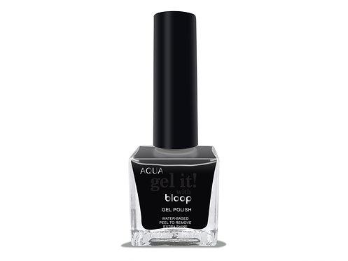 Black Ebony Aqua Gel Polish - W900