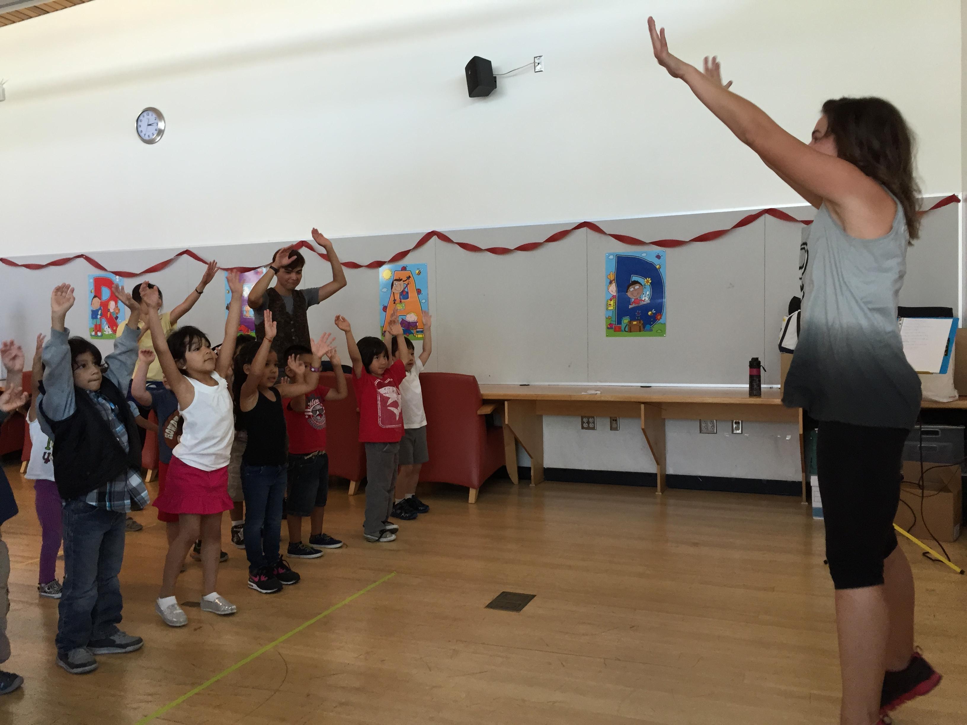 Zumba Kids Dance