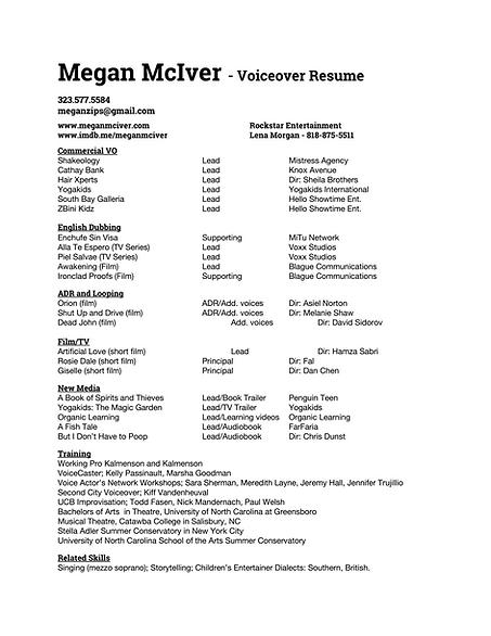 Megan McIver VoiceOver Resume 2019.png