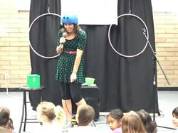 Green Girl Saves the World