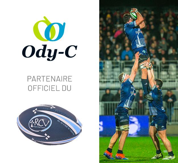 Ody-C soutient le RC Vannes