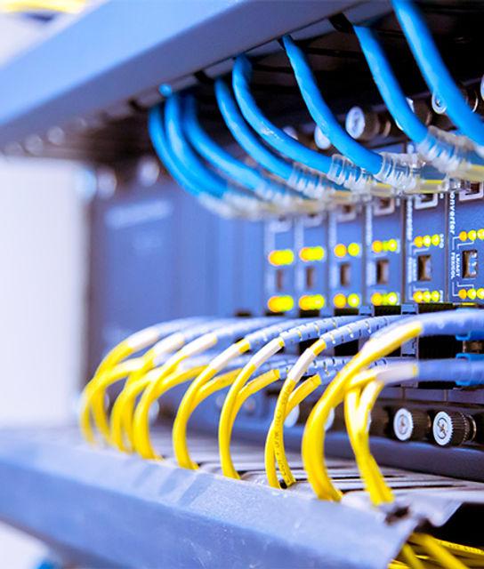 Câblage informatique et téléphonique