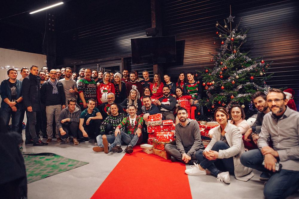 L'équipe Ody-C vous souhaite un Joyeux Noël