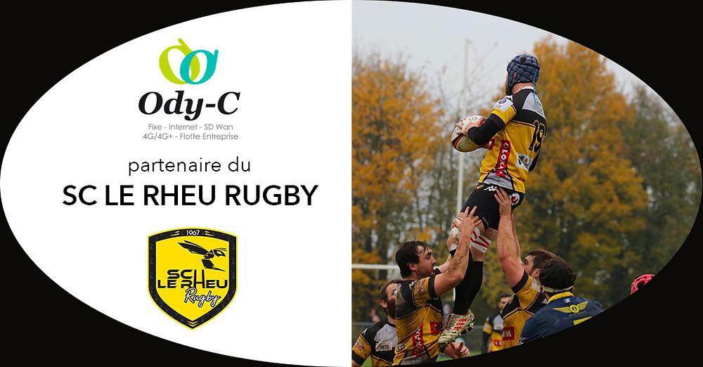 Ody-C sponsor officiel du SC Le Rheu