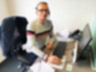Interview de Christophe : conseiller commercial télé-marketing