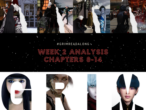 TSW Week 2 Analysis | Chapters 8-14