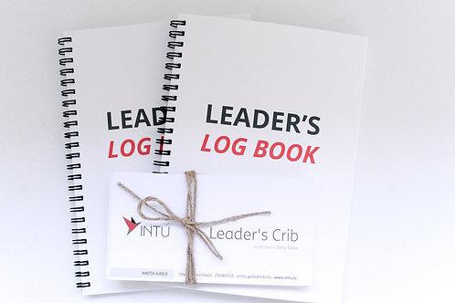 Leader`s Log Book