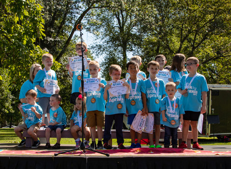 2019 Walk for Apraxia a success