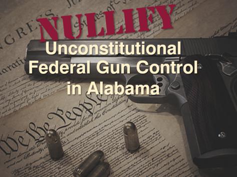 Alabama Pro-Gun Bills for 2022
