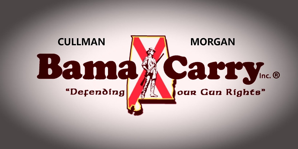 BamaCarry of Cullman/Morgan