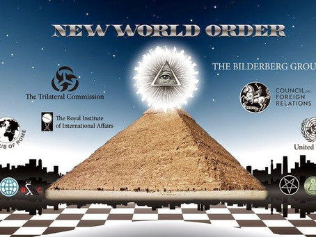The New World Order by Dean Odle