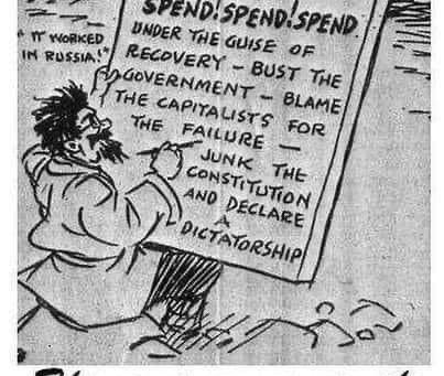 The Marxist Agenda