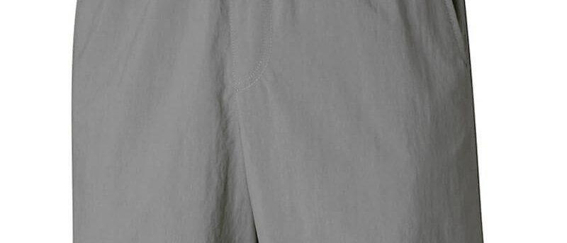 Solid Gray Performance Shorts (Prym1 Brand)