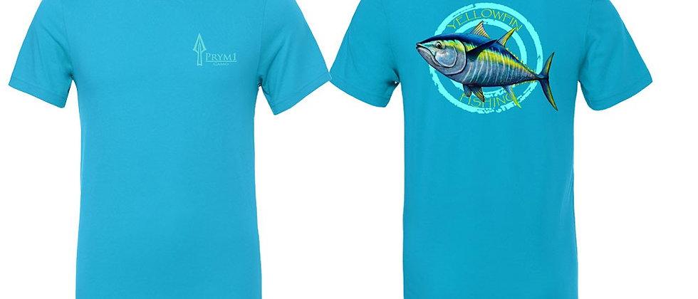 Yellowfin Fishing Tee