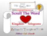 Scroll The Word - Kingdom Telegram