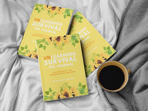 Unlearning Survival The Journal