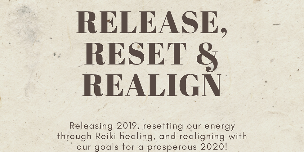 Release, Reset, & Realign