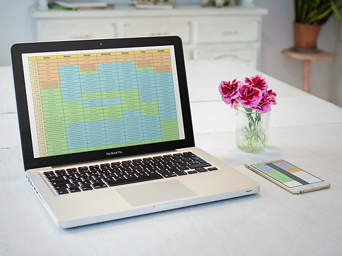 Reclaim Your Time: Digital Time Management Organizer