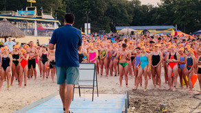 World-Class Swimmers Take on WAVE