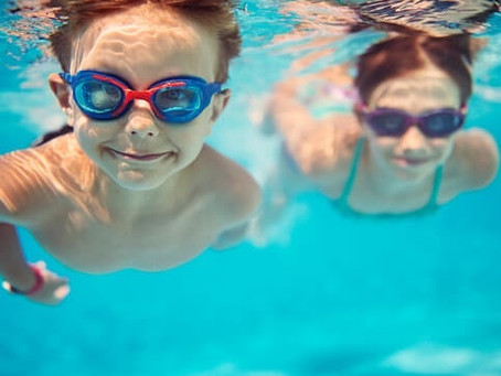 June is the most dangerous month for swimming