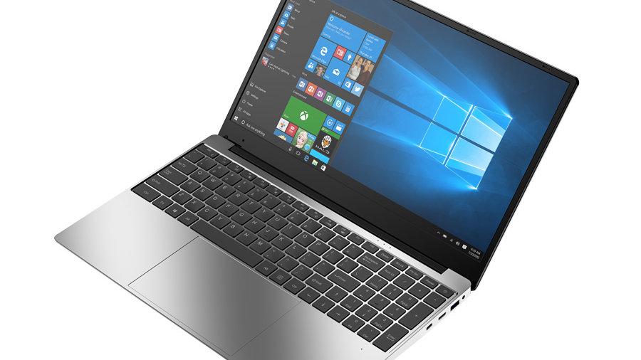 Laptop Computer J3455 15.6 Inch Computer 1920x1080 IPS Screen 2.3GHz