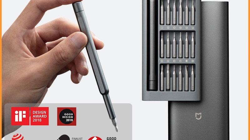 Original Xiaomi Mijia Screw-Driver 24 in 1 Precision Screw-Driver Set Tool Kit