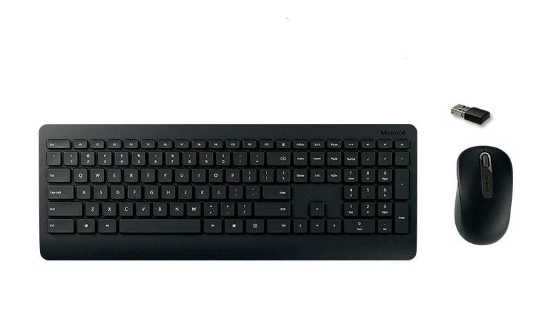 Microsoft Wireless 900 Keyboard Mouse Combo