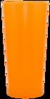 Laranja Neon Leitoso