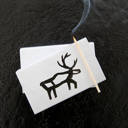 """Tändstickor """"Reindeer"""""""