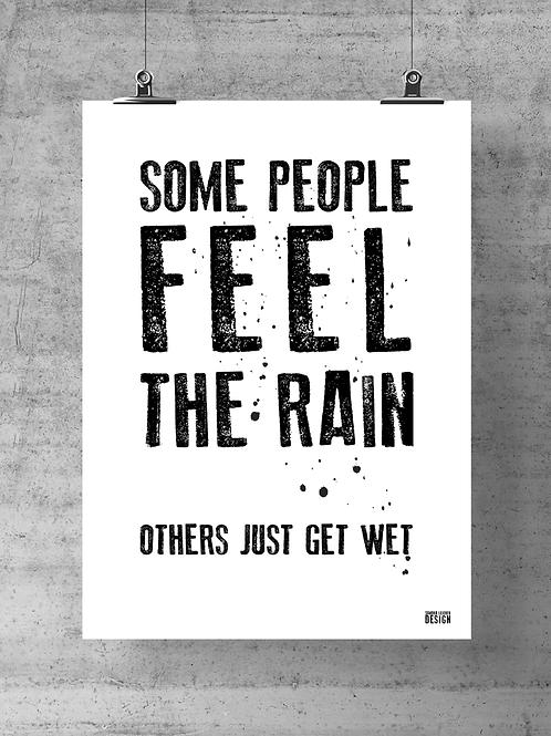 """Print """"Rain"""""""
