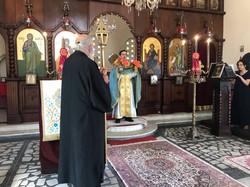 Retorno Liturgia em 28/03/2021