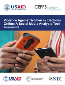 Violence Against Women in Elections Online: A Social Media Analysis Tool