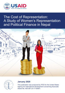 The Cost of Representation: A Study of Women's Representation and Political Finance in Nepal