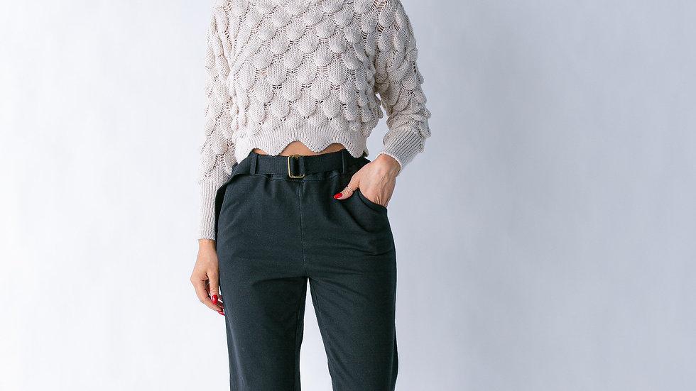 Overlay Cozy Knitting