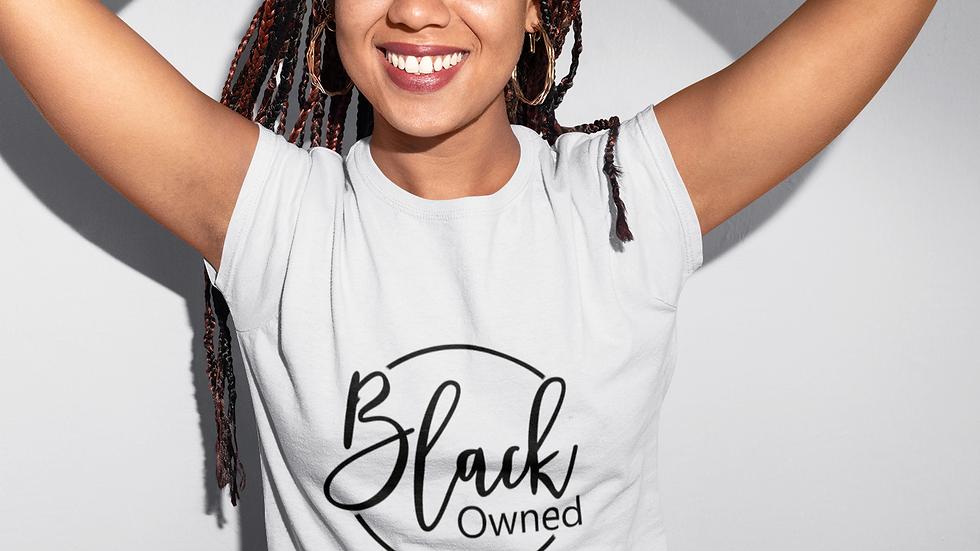 """""""Black Owned"""" Tee"""