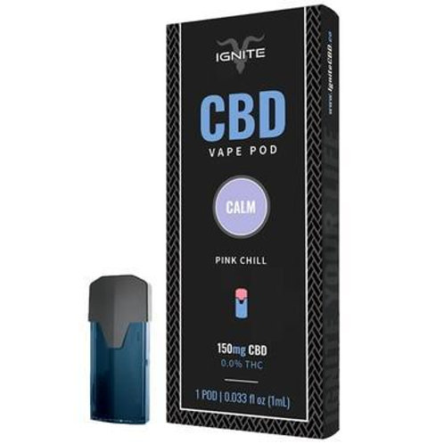 Ignite CBD - CBD Pod - Pink Chill - 150mg