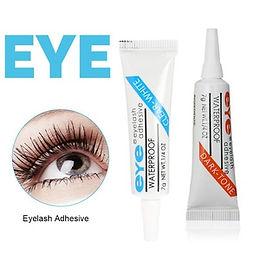 aliexpress Eyelash Clear/Dark Waterproof Eyelash Glue Eye Lash Cosmetic Tool