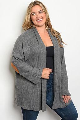 Shop the Trends Plus Size Womens Cardigans