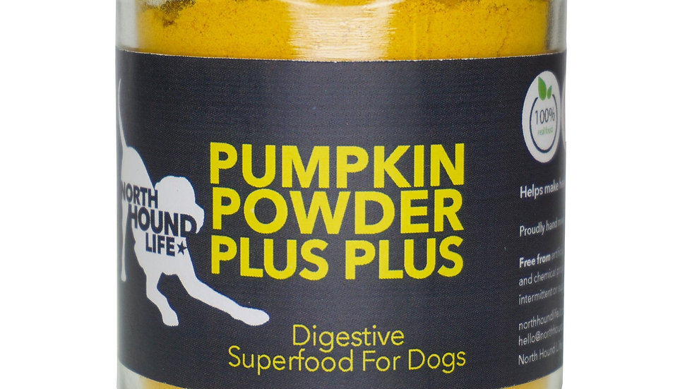 Pumpkin Powder Plus Plus: Superfood for Dogs