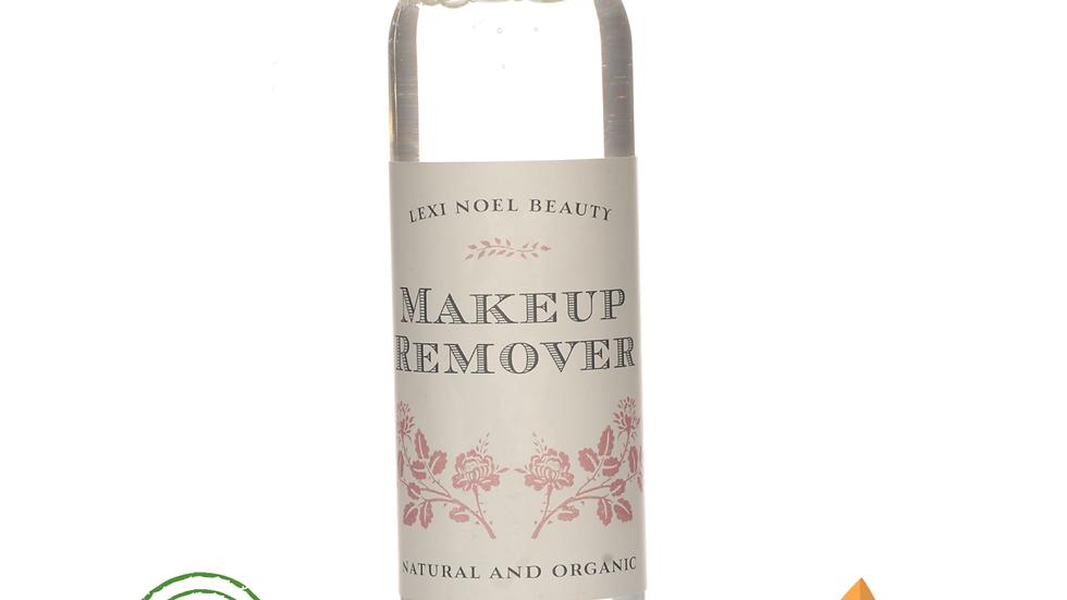 Natural and Organic Makeup Remover