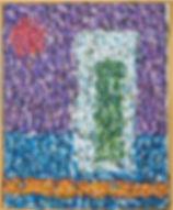 i-_mixed_media_clay_&_crystal_on_canvas