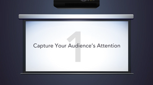 capture your audience's attention
