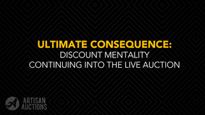 ultimate consequence: the discount mentality continues all night