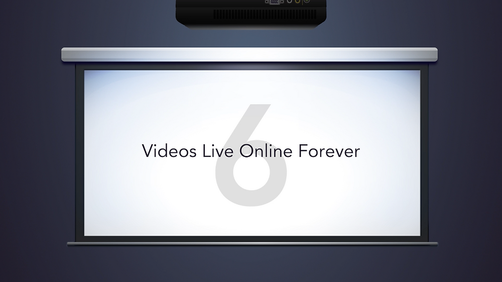 videos can live online forever