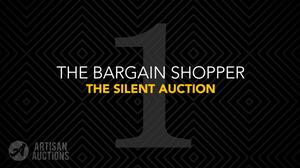 bidder type 1: the bargain shopper
