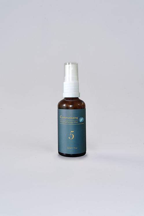 5號香氛Aromatherapy Mist -Communicating
