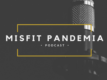 Rob Alicea on the Pandemia Misfits Podcast
